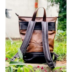 Full Leather Backsack